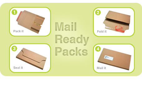 Mail Ready Packs