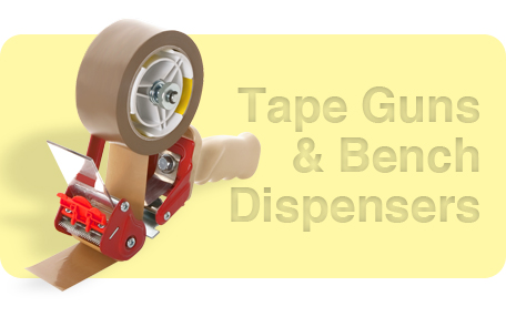 Tape Guns & Bench Dispensers